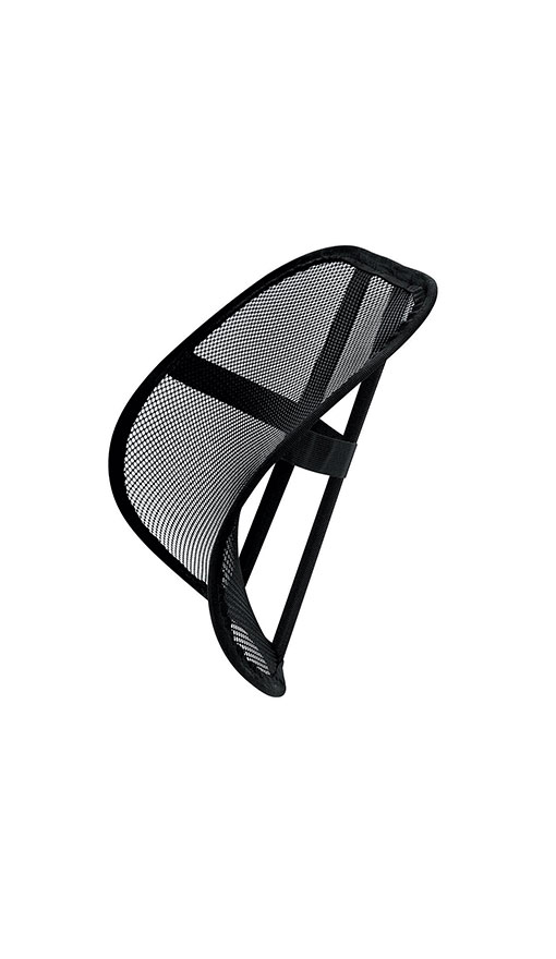 Fellowes Mesh Back Support - Back support chair