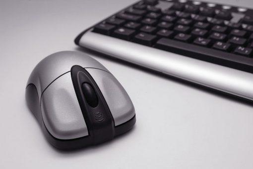 Ergonomic Keyboard and Mouse
